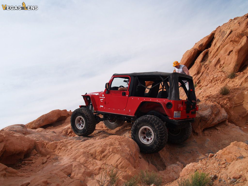 Las Vegas Rock Crawlers - Things to do in Las Vegas with Teens