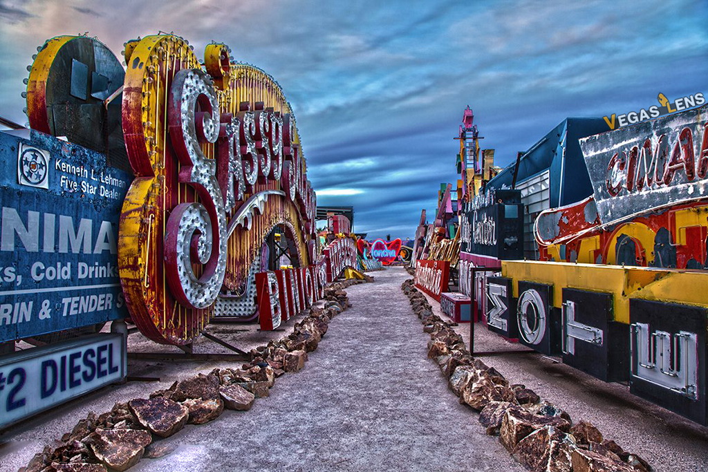 Neon Museum - Things to do in Vegas with Teenagers