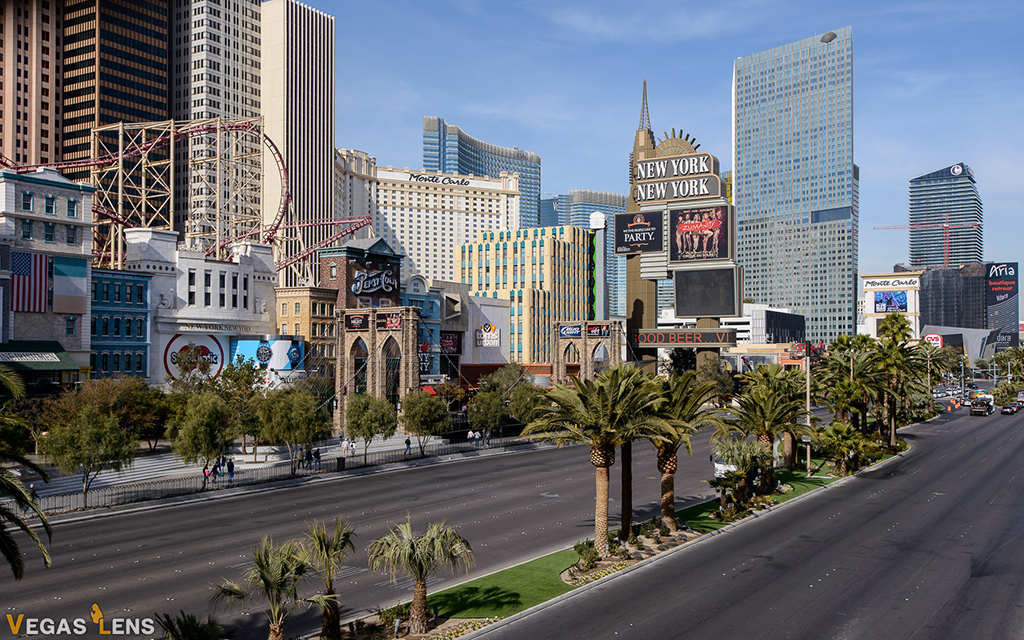 Walk the Las Vegas Strip - Things to do in Las Vegas with Teens