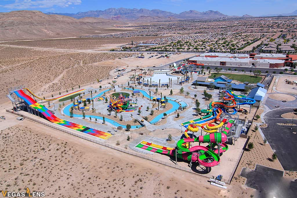 Wet n' Wild - Things to do in Vegas with toddlers